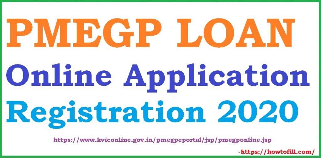 kviconline gov pmegp e portal