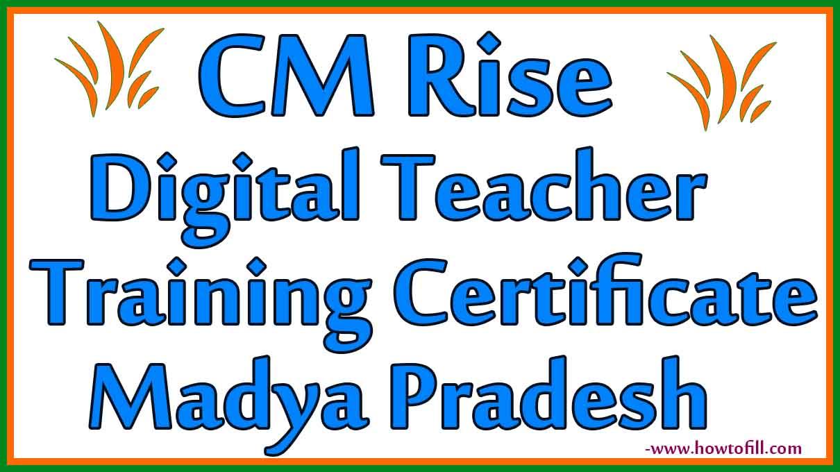 CM Rise Digital Teacher Training