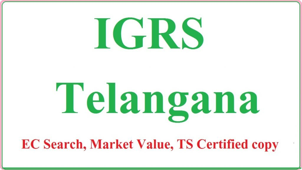 IGRS Telangana EC Search