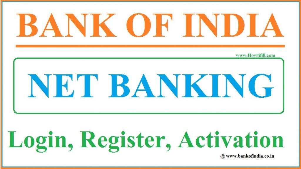 BOI Net Banking