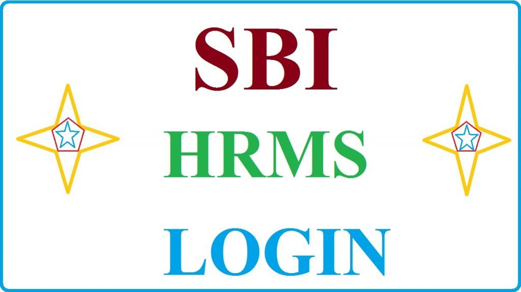 SBI HRMS