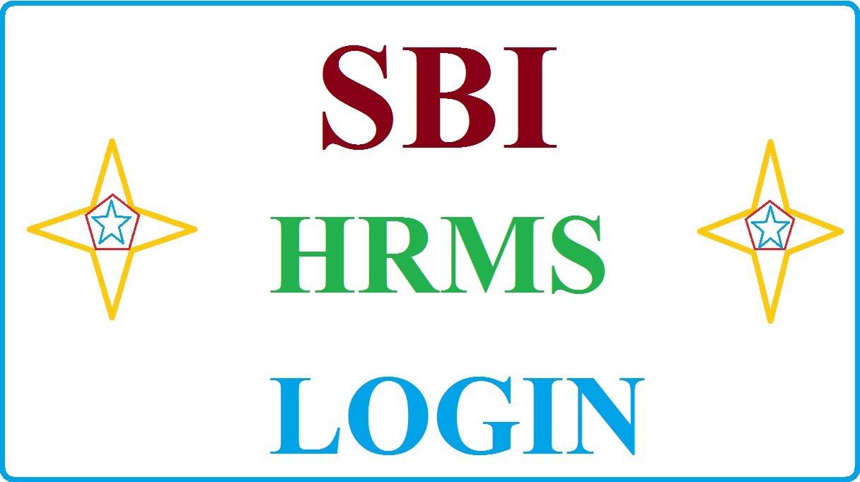 SBI HRMS