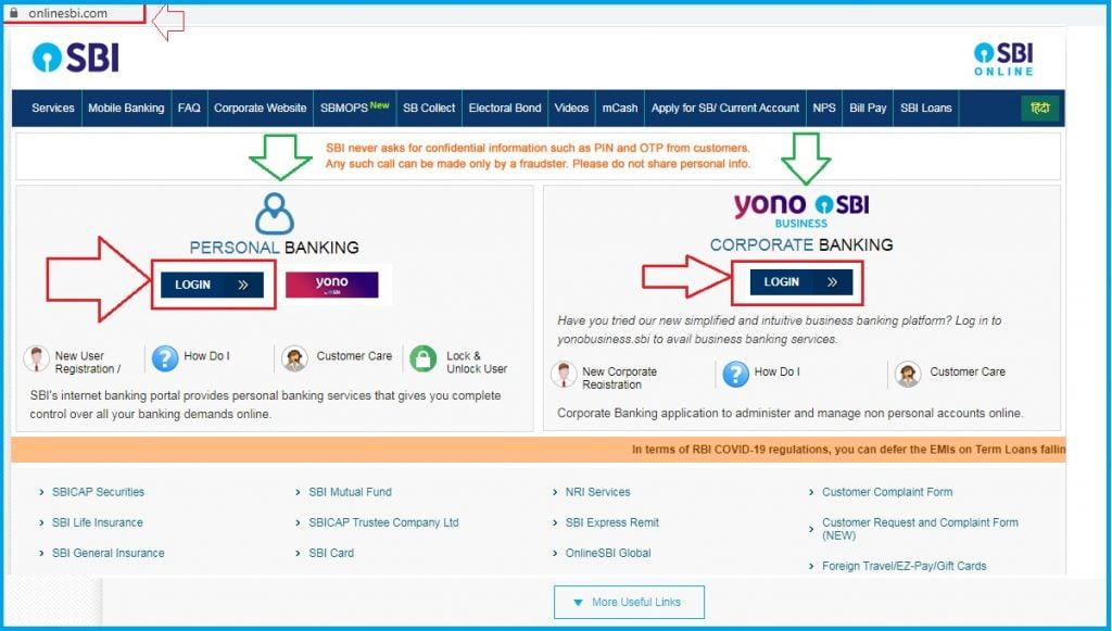 www-onlinesbi-com-sbionline-personal-banking