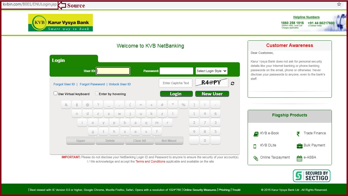 KVB Net Banking | Karur Vysya Bank Internet Banking - Paisabazaar…
