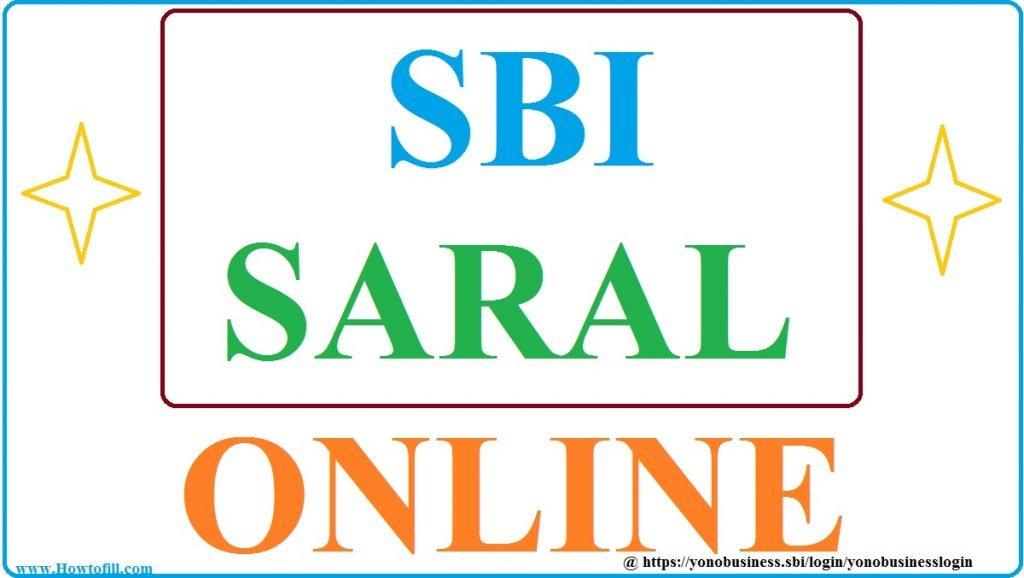 SBI Saral