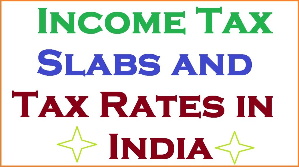 income tax slabs for fy 2021 22