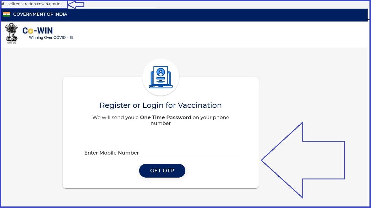 Covid Vaccine Registration