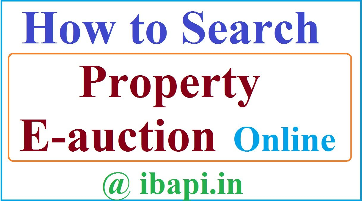 IBAPI Property Search