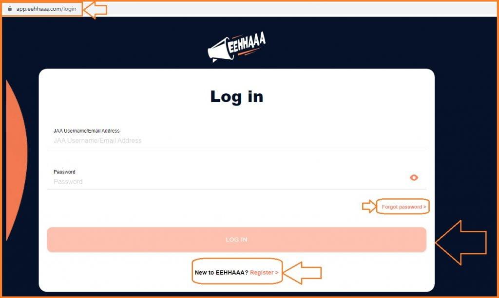 app.eehhaa.com login