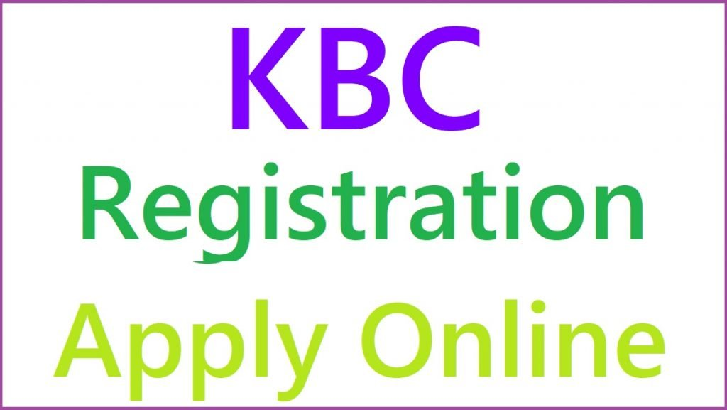 KBC Registration